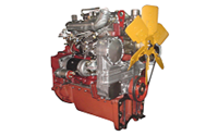 Diesel Automobile Engine