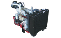 Industrial Diesel Engine  4104 I