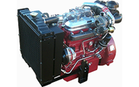 Industrial Diesel Engine 4204 I