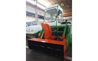 MUSAN VSM 070 Diesel Military Troop Outside Narrow Places Sweeper and Snow Sweeper