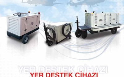 Yer Destek Cihazı ( Ground Power Unit )